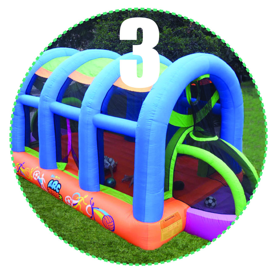 Arc Arena II Sport Bouncer