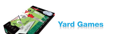 Golf and Yard Games