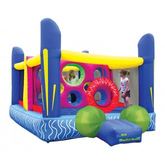 USED Jump'n Dodgeball Inflatable