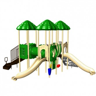 UP Front Triple Deck Commercial Playsystem