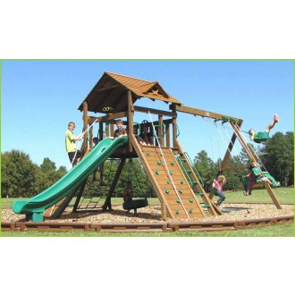 Creative Playthings Manchester Swing Set