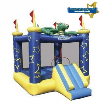 Fantaslides Draco Jumper Inflatable Bounce House
