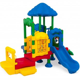 Discovery Center 4-  UltraPlay Commercial Playground