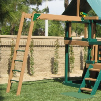 Monkey Climber Attachment For Monkey Playsystems - Color Options