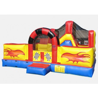 Race Car Toddler Game - Commercial Inflatable