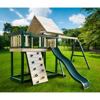Monkey Play Set Package #1 Green and Sand