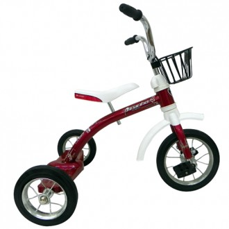 Piranha Firefly Classic Tricycle - Red