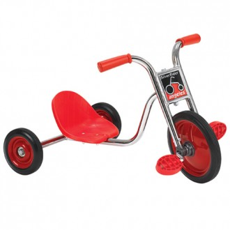 Angeles® 10 Inch SilverRider® Pedal Pusher LT Trike, 24-36 Months