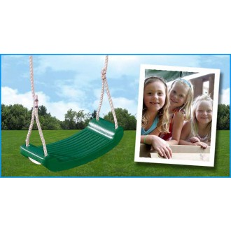 Molded Swing-Green