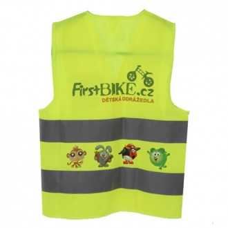 FirstBike Safety Vest Accessory