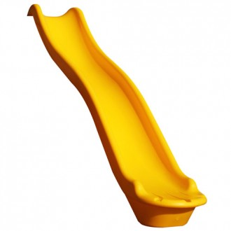 Rave Slide 7ft Deck Height - Yellow