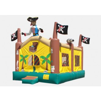 15 x 20 Pirates Bouncer - Commercial Inflatable Bounce House