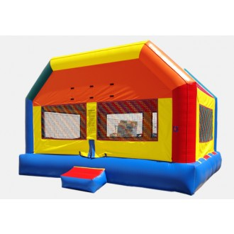 Large Fun House Bouncer - Commercial Inflatable Bounce House