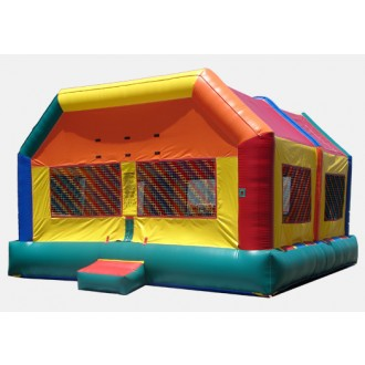 Extra Large Fun House Bouncer - Commercial Inflatable Bounce House