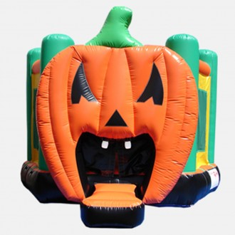 Pumpkin Bounce - Commercial Grade Inflatable