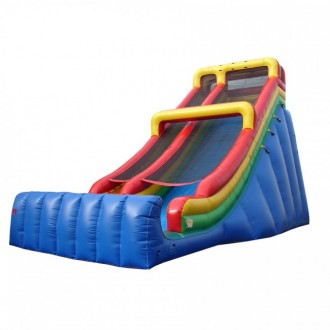 28' Single Lane Slide - Commercial Grade Slide