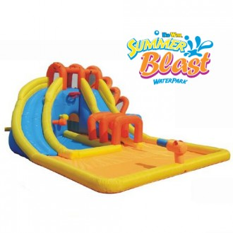 Summer Blast Water Park - Inflatable Water Slide