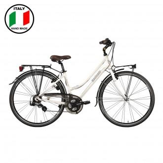 Lombardo Tochal 400 28 inch Bike- White