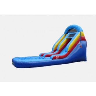 13' Backyard Waterslide - Commercial Grade Inflatable