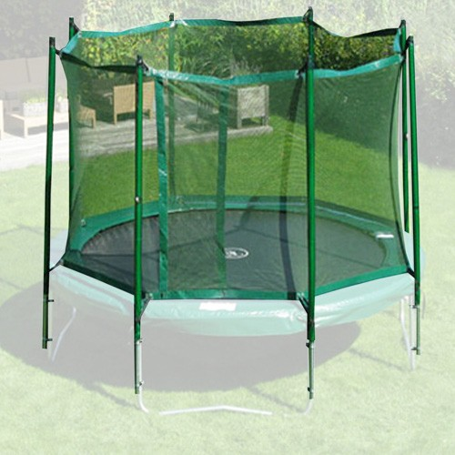 Kidwise Jumpfree 15 Ft Trampoline And Safety Enclosure: Safety Enclosure For JumpFree Trampolines
