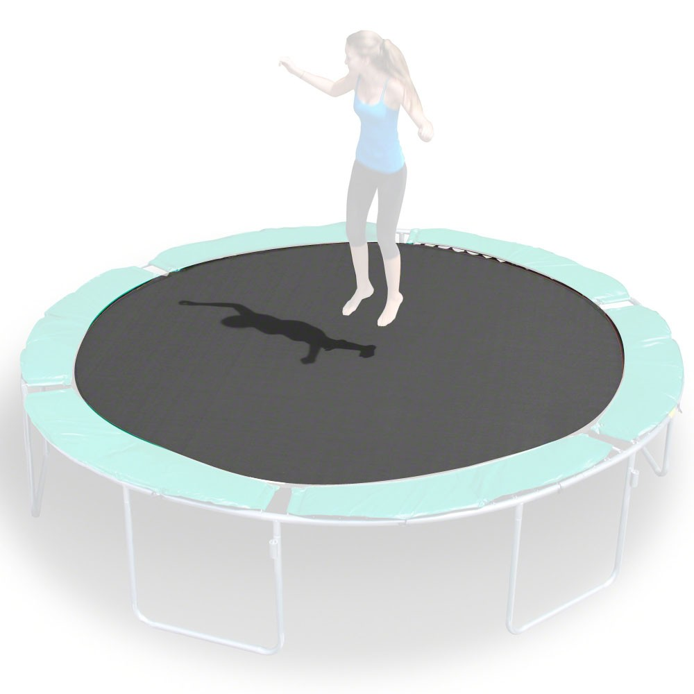 Black Mat Replacements For Magic Circle Trampolines