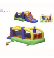 Obstacle Racer - Commercial Inflatable Bounce House