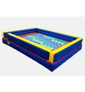 Joust and Twister Combo- Commercial Inflatable