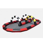 Commercial Inflatable Race Track