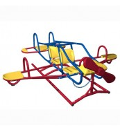 Lifetime Ace Flyer Teeter-Totter (Primary Colors)
