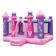 Kidwise Princess Party Bouncer