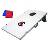 South Carolina Gamecocks Tailgate Toss 2.0 - NCAA Licensed - Bean Bag Toss and Corn Hole Game