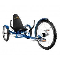 Mobo Triton Pro – The Ultimate Three Wheeled Cruiser - Blue