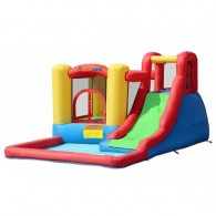 Bounce House Jump and Splash Adventure Bounce House