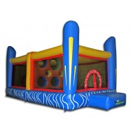 Dodgeball Commercial Inflatable Bounce House