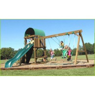 Creative Playthings Chesapeake Swing Set