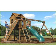 Creative Playthings Ridgefield Swing Set