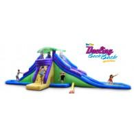 Dueling Water Park Slides