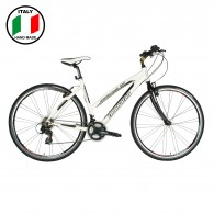 Lombardo Wheelerpeak 100 28 inch Bike- White