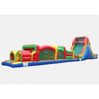 Obstacle Course 3 - Inflatable Obstacle Course