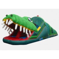 Happy Gator - Commercial Inflatabl Obstacle Course