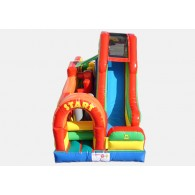 Single Lap Obstacle Challenge - Commercial Inflatable Obstacle Course