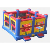 5 in 1 Combo - Commercial Inflatable Sports Game