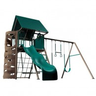 Lifetime A-Frame Playset (Earthtone Colors)