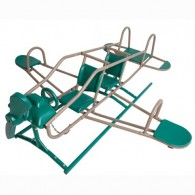 Lifetime Ace Flyer Teeter-Totter (Earthtone Colors)