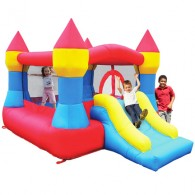 Castle Bounce and Slide - Ships End of June