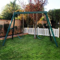 Congo Swing Central - 3 Position Swing Set