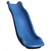 Rave Slide 5 ft Deck Height - Blue