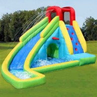 NEW KidWise Splash'N Play Waterslide
