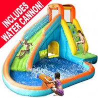 NEW KidWise Splash Landing Waterslide With Water Cannon