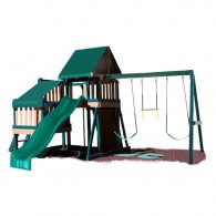 Monkey Play Set Package #2 Green and Cedar